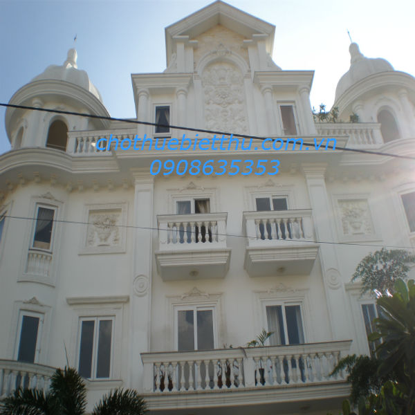 Cho thuê biệt thự Thảo Điền - Villa quận 2:1100 m2