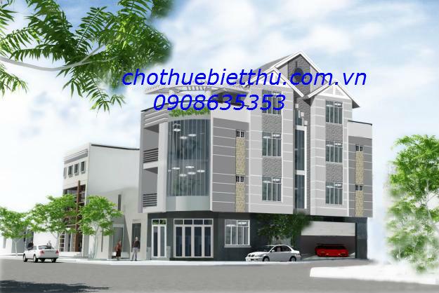 Cho thuê mặt bằng đường Nguyễn Thị Diệu
