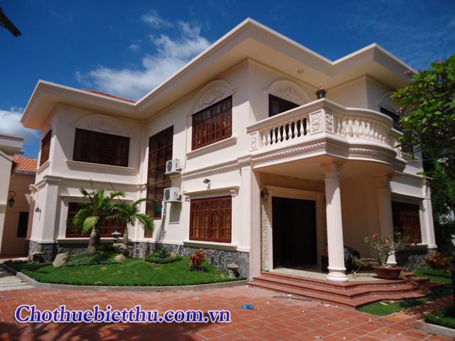 Cho thuê Biệt thự khu  Thảo Điền-Villa thao dien Quan 2