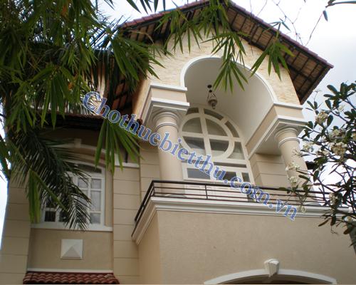 Cho thuê Biệt thự Thảo Điền-Villa Thảo Điền DT:400 m2