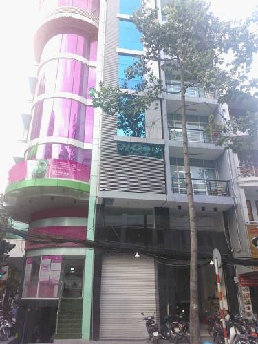 Cho thuê tòa nhà quận 3 mặt tiền đường Trần Quốc Thảo