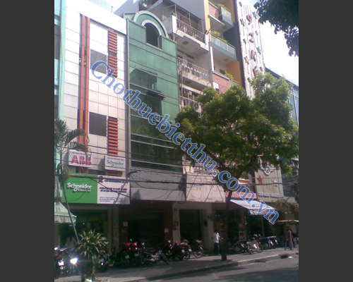 Cho thuê mặt bằng quận 1 mặt tiền đường Cô Bắc,180 m2