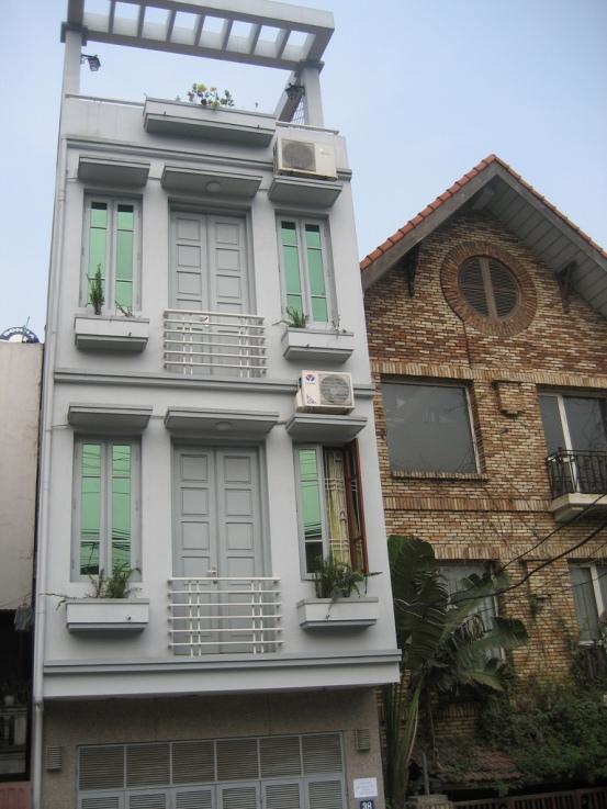 Cho thuê nhà quận 1 đường Trần Đình Xu