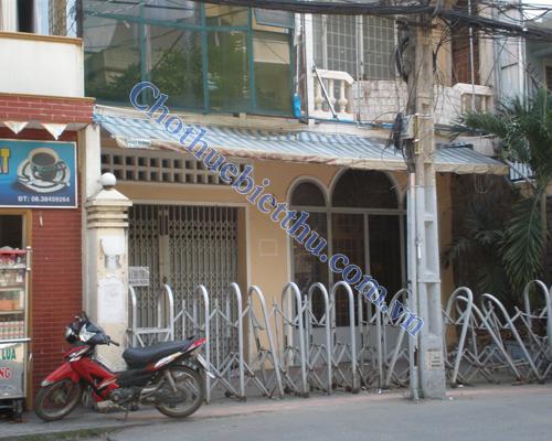 Cho thuê mặt bằng quận Phú Nhuận mặt tiền đường Nguyễn Kiệm