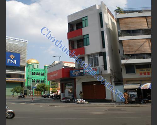 Cho thuê mặt bằng quận Phú Nhuận MT đường Hoàng Văn Thụ