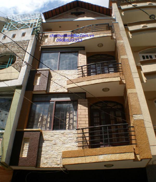 Cho thuê mặt tiền đường Cù Lao khu Phan Xích Long