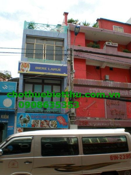 Cho thuê mặt bằng đường Huỳnh Văn Bánh