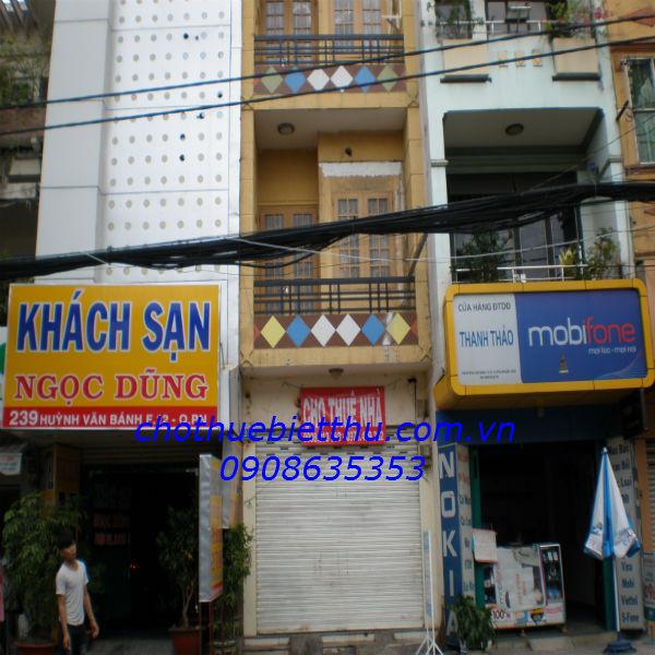 Cho thuê mặt bằng Phú Nhuận MT Nguyễn Văn Trỗi