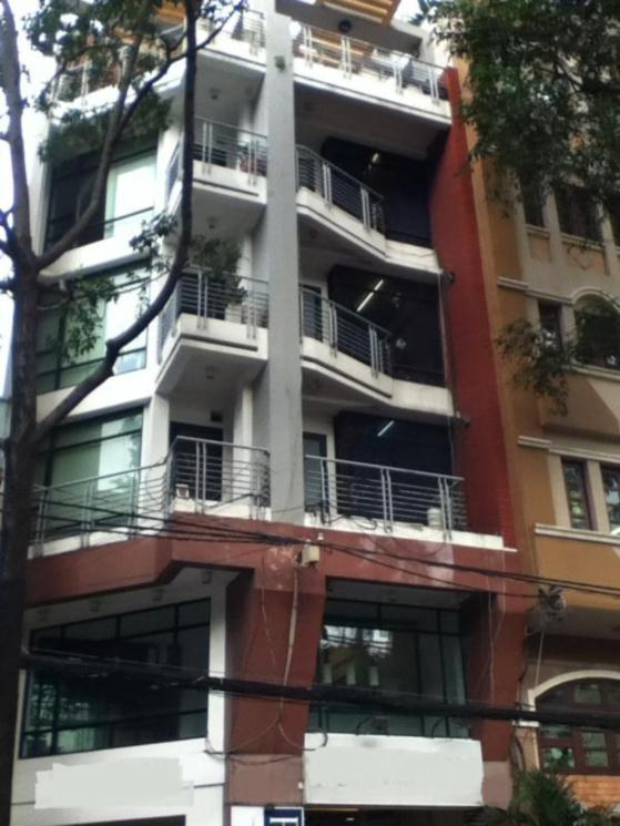 Cho thuê tòa nhà  trung tâm quận 1,mặt tiền đường Chu Mạnh Trinh